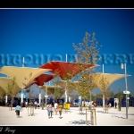 Marquesinas de la Expo