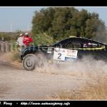 Tonnie Van Deijne y Wouter Rosegaar - Team Autotrack