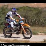 bJuan Pedrero en la Baja 2009, tercero en la clasificación final