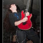 Jorge Salan en directo - Solo de guitarra