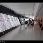 Exposición en el Pabellón Puente