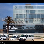 Centro de Prensa de la expo